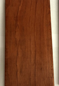 Jatoba Sunned for Several Days