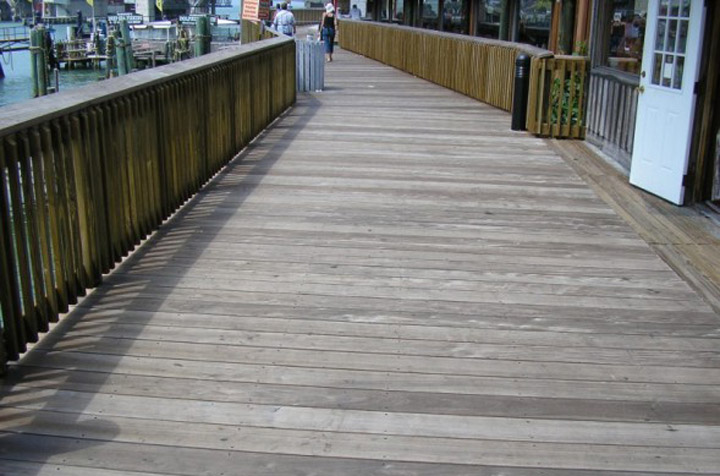 johns pass ipe decking