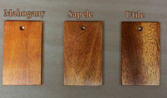 comparing mahoganies