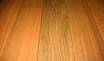 beautiful ipe wood decking